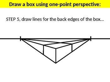 Resistant Materials Wood-Shop Revision Lesson #16: Perspective Drawing Guide