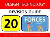 Resistant Materials Wood-Shop Revision Lesson #20: Forces Guide