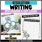 Resolution Writing