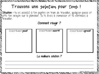 Résolution de conflit-guide & activités / Conflict Resolution Guide & Activities