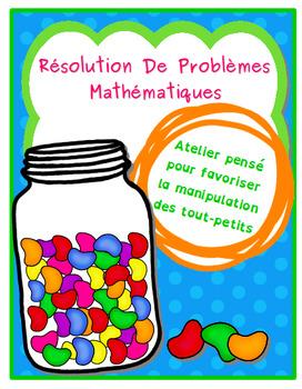 Résolution de problèmes mathématiques...  Des histoires de bonbons