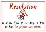Resolution poster- Narrative
