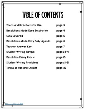 Resolutions Made Easy: An Interactive Digital Essay Writing Toolkit