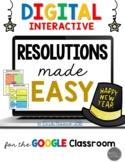 Resolutions Made Easy: An Interactive Digital Essay Writin