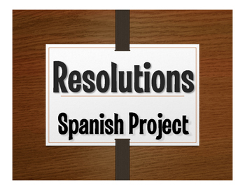Spanish Resolutions Projects