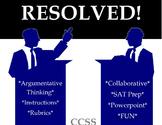 Debate Activities
