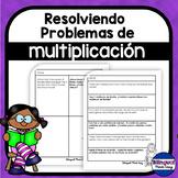 Resolviendo problemas de multiplicacion
