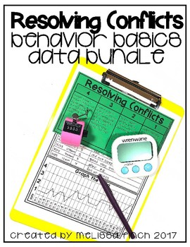 Resolving Conflicts- Behavior Basics Data