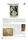 Resource: Amerigo Vespucci