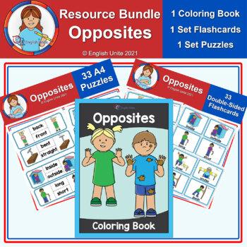 Resource Bundle - Antonyms/Opposites