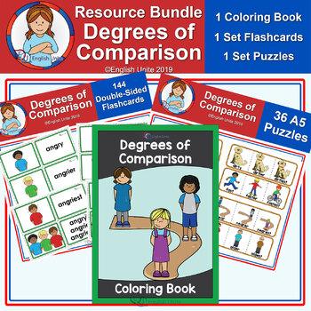 Resource Bundle - Degrees of Comparison