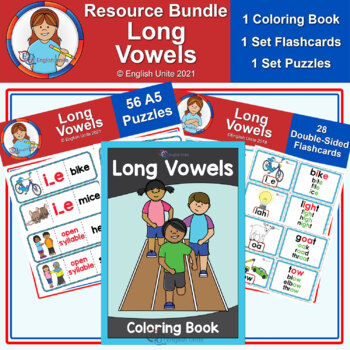 Resource Bundle - Long Vowels