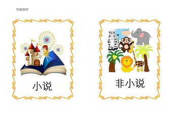 Resource- Chinese Classroom Library Labels