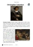 Resource: Christopher Columbus