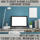 Resource Creation With Adobe Illustrator (Session)