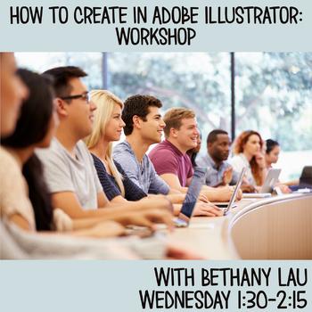 Resource Creation With Adobe Illustrator Workshop