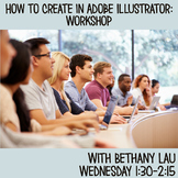 Resource Creation With Adobe Illustrator Workshop