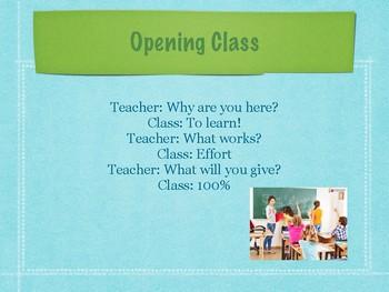Resource- Creative Classroom Ideas