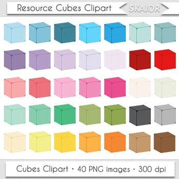 Resource Cubes Clip Art Game Cube Clipart Rainbow Board Game Playing Squares