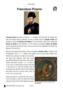 Resource: Francisco Pizarro