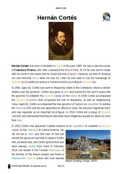 Resource: Hernán Cortés
