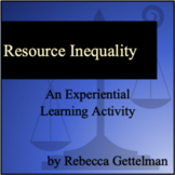 Resource Inequality: An Experiential Learning Social Justice Activity