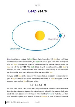 Resource: Leap Years