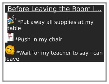 Resource Room Procedures