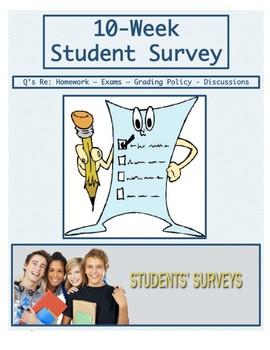 Resource: Student Survery