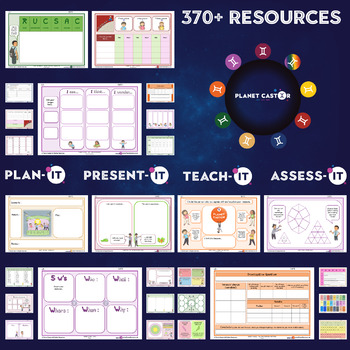 Resource Toolkit | 370+ Editable Resources for ALL Subjects & Grades