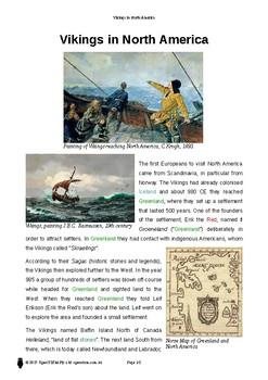 Resource: Vikings in North America