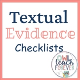 Resource for Textual Evidence