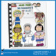 ResourceBook COMMUNITY HELPERS A-Z Color-Print-Read