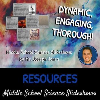Resources: A Life Sciences Slideshow!