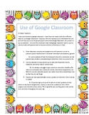 Resources For Google Classroom