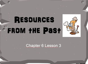 Resources From the Past