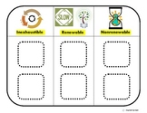 Resources Sorting/ Picture Matching/Cut & Paste/Flashcards for Autism