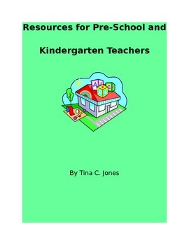 ABCs Reading and Spelling Resources for PreSchool and Kindergarten Teachers