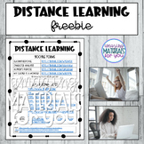 DISTANCE LEARNING Resources for Upper Elementary