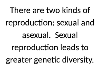 Resources for Reproduction Unit