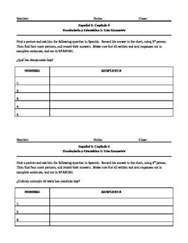Resources for Spanish teachers (present perfect subjunctiv