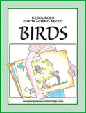 Birds: Activities, Writing, a Word Wall, Games, Puzzles, Math, and More