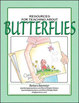 Resources for Teaching about Butterflies