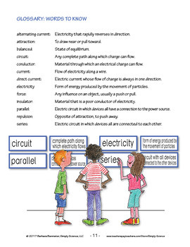 Resources for Teaching about Electricity