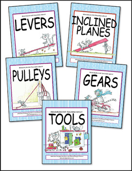 Resources for Teaching about Simple Machines ♥ BUNDLE ♥