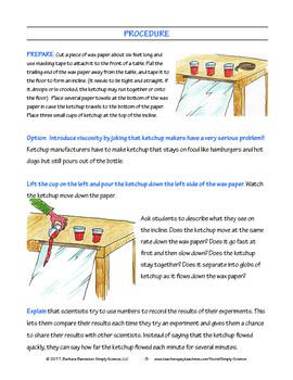 Resources for Teaching about Viscosity