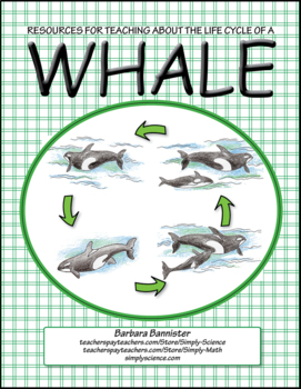 Resources for Teaching about the Life Cycle of a Whale