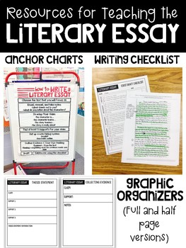 Resources for Teaching the Literary Essay