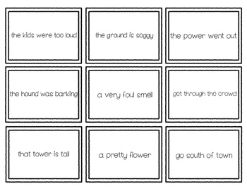 2nd Grade Phonics: Resources for learning the ou and ow spelling patterns!