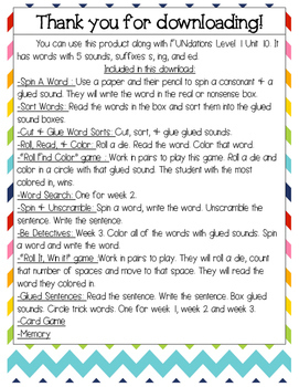 1st Grade Phonics: Resources for words with 5 sounds & suffixes